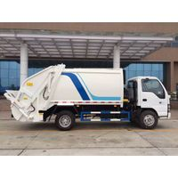 Rear Loader Garbage Compactor Truck thumbnail image