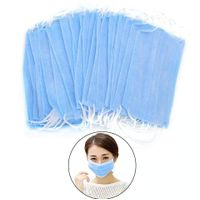 3 Ply Non Woven Surgical Disposable Face Mask/ Medical Face Mask thumbnail image