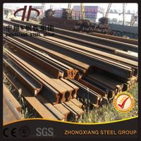 high quality U71Mn steel rails