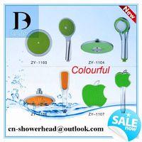 Rain SPA Plastic Water Saving Shower Head with Shower Hand thumbnail image
