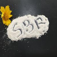 SBR1502 powder used as SBS bitumen waterproof membrane raw material thumbnail image