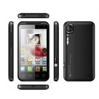 2012 New 3G Phones MTK6573 Android 2.3 OS 4.0' Capacitive touchscreen Cellphone B2000 +22Game Gifts+