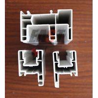 East upvc profile, pvc profile, co-extrustion profile, casement window, window and door