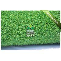 Landscaping or Garden plastic grass