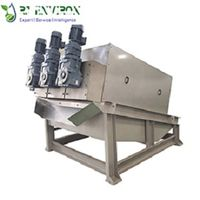 MD513 sludge dewatering filter press