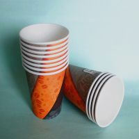 single wall paper coffee cups