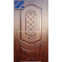MDF door frame / melamine wooden Door skin