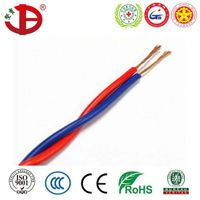 Copper Conductor PVC Insulated Twin Twisted Cable