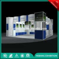 trade fair booth design for exhibition