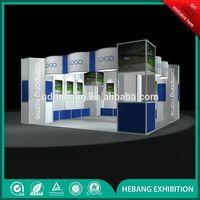trade fair booth design for exhibition thumbnail image