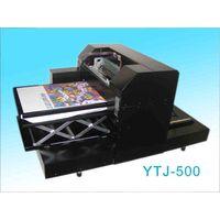 The Best DTG Inkjet Printer in China YTJ-500