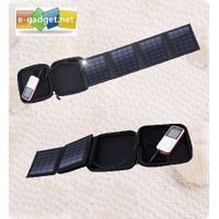 Foldable Solar Panel Charger in EVA case thumbnail image
