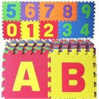 Educational EVA alphabet puzzle mat thumbnail image