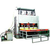 Hydraulic short cycle lamination press machine thumbnail image