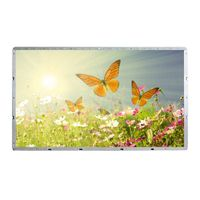37 inch Big size ultra thin outdoor high bright lcd display LED backlight LCD screen