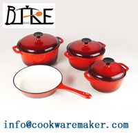 affordable good quality cast iron cookware set thumbnail image