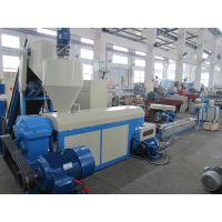 Water-Ring Cutter Type Double-Stage Waste Plastic Film Pelletizer thumbnail image