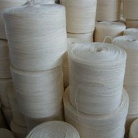 S-TWIST SISAL YARN OF GREAT EVENNES GOOD FOR WIRE ROPE CORE