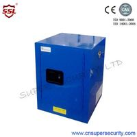 Small anti-corrosion chemical liquids safety storage cabinet