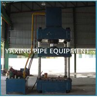 steel pipe straightener machine