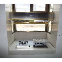 kitchen lampblack machine
