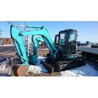 Used Kobelco SK40SR Mini Excavator (also PC50UU,PC30,CAT 301.5,305 VIO50 KH40,EX20,PC28UU,U30 thumbnail image