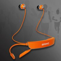 2015 New products private mould fashion stereo sport bluetooth earphone BT 4.0 factory wholesale thumbnail image