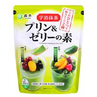 UJI Matcha Pudding & Jelly Mix