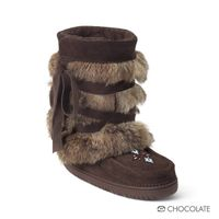 wholesale new Half Wrap Mu kluks boots