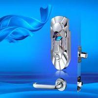 biometric door lock&keyless door lock | security door lock  #6600-108B