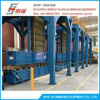 Aluminium Extrusion Profile Air Water Mist Cooling