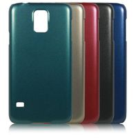 New Metallic Paint Cell Phone Case for Samsung Galaxy S5 G9006 G9008 G9009