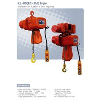 KUKDONG ELECTRIC CHAIN HOIST KE-90 TYPE