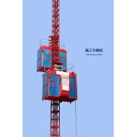 Construction Hoist with inverter thumbnail image