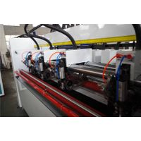 SMBD-DDHY blade electric adjusted left-right moving type thin blade slitter scorer machine