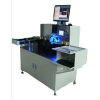 Automatic capacitor detection machine