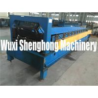 Corrugated Metal Deck Metal Roof Panel Roof Tile Making Machine Roll Forming Machine