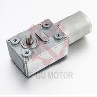 32mm 46mm worm gear motor for vending machine from Kegu motor