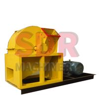 Shindery disc wood chipper machine,diesel mobile wood chipper machine