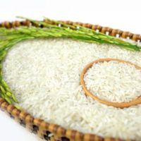 Long grain rice thumbnail image