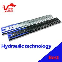 Hydraulic drawer slides