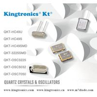 Kt Kingtronics QKT--Quartz Crystals and Oscillators