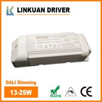 DALI dimming LED driver 29W with block connector LKAD018D-D thumbnail image