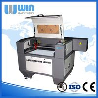 LM6040C CNC Co2 laser engraving machine