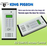 GSM 3G Access Control & Apartment Intercom K6