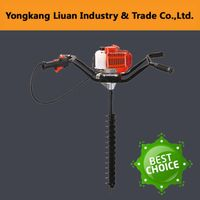 2016 Petrol Earth Auger