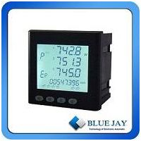 digital  relay output  harmonic panel meter  multi-funciton meter