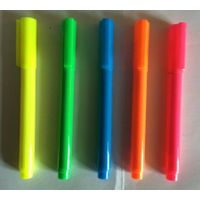 6 colors Top Quality Economical Highlighter Pen