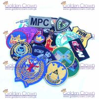 Machine Embroidery Badge Supplier thumbnail image