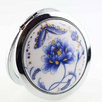 Ceramic cosmetic mirror